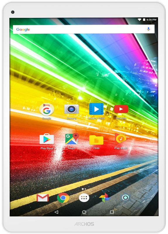 Archos 97c Platinum 32GB, Grey97C PLATINUM 32GBОбъединяя дизайн и производительность, планшет Archos 97c Platinum обладает всем необходимым чтобы вы могли наслаждаться, выбирая собственные развлечения. Металлический корпус дает ощущение надежности, прочности и совершенства, делая устройство выдающимся произведением инженерной мысли.IPS-экран 9,7 дюймов позволяет наслаждаться лучшими фильмами на потрясающем качественном уровне. Просто начните использовать WiFi: просматривайте интересные сайты, любуйтесь фото- и видео-контентом, не вставая с дивана. С таким экраном можете рассчитывать на непревзойденное качество изображения.Archos 97c Platinum оснащен процессором, способным справиться с любой задачей. Это означают быструю, удобную работу, при которой в полной мере используются возможности энергосбережения. Играйте, работайте, путешествуйте по интернету - Archos 97c Platinum отлично подходит для использования в многозадачном режиме.Данная модель имеет две мощные камеры. Передняя камера 2 Мпикс пригодится для видео-связи с семьей и друзьями и ярких живых селфи, а задняя камера 5 Мпикс поможет делать фотографии и снимать видео потрясающего качества.Archos 97c Platinum работает на платформе Android 6.0 Marshmallow, в основе которой лежит безопасность и удобство использования. Традиционно у пользователя есть доступ к магазину Google Play с миллионами игр и приложений.Планшет сертифицирован EAC и имеет русифицированный интерфейс, меню и Руководство пользователя.