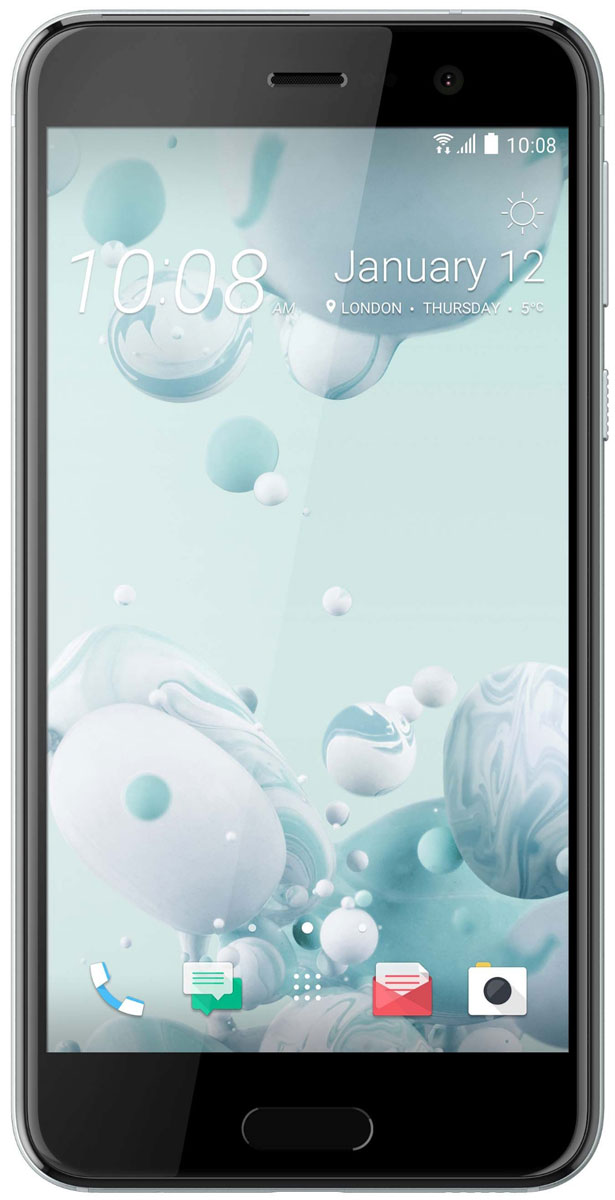 HTC U Play 32GB, Ice White99HALV045-00HTC U Play - удивительный смартфон с экраном 5,2, который с легкостью ляжет в вашу ладонь. Его уникальный переливающийся дизайн создан, чтобы дать тебе свободу самовыражения.HTC Sense Companion - верный спутник, который постоянно обучается вашим привычкам и действиям, которые вы совершаете каждый день. Он может посоветовать одеться потеплее и выехать на работу чуть раньше, если прогноз погоды указывает на возможность снегопада; он напомнит взять с собой внешний аккумулятор, если в ваших планах значится длительная поездка; он подскажет отличный ресторан в незнакомом городе и поможет забронировать столик. Но главное, он постоянно меняется и совершенствуется, со временем узнавая вас лучше.HTC U Play поставляется со встроенной системой распознавания речи. Поэтому он способен узнать ваш голос и ответить. Достаточно лишь слова, чтобы разблокировать телефон, послать сообщение или начать навигацию.Функция HTC USonic анализирует строение ушного канала с помощью звуковых импульсов и подстраивает звучание под вас. Почти так же, как профессиональный специалист по настройке звука, только весь процесс происходит в вашем телефоне. Теперь вы действительно можете услышать все детали!В HTC U Play есть все, чтобы фотографии лучших моментов стали по-настоящему незабываемыми. Система оптической стабилизации позволяет увеличить выдержку вдвое и избежать смазанных фото. Фазовый автофокус ускоряет процесс наведения на резкость. А режим автоматической съемки HDR поможет сделать отличные фото в условиях недостаточного или контрового освещения.С фронтальной камерой HTC U Play в вашем распоряжении два режима съемки - с разрешением 16 Мпикс или с использованием технологии UltraPixel. Делаете фотографию во время ужина при свечах? Вы добьётесь лучшего результата в режиме UltraPixel, в которым камера в 4 раза более чувствительна к свету. Нужен максимум мельчайших деталей? Переключайтесь в режим 16 Мпикс.Телефон сертифицирован EAC и имеет русифицированный интер