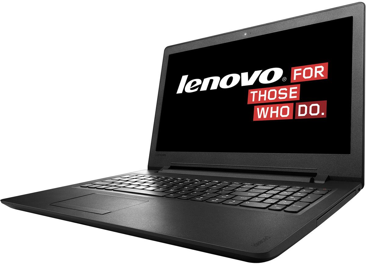 Lenovo IdeaPad 110-15ACL, Black (80TJ0040RK)80TJ0040RKLenovo IdeaPad 110-15ACL объединяет все необходимые характеристики в одном устройстве начального уровня: стабильная производительность, большой объем оперативной памяти и накопителя, высококлассный дисплей. Доступны комплектации с различными видеокартами.15,6-дюймовый широкоформатный дисплей стандарта HD с соотношением сторон 16:9 и разрешением 1366 х 768 обеспечивает четкость и яркость изображения.Ноутбук Ideapad 110 оснащен встроенным модулем Wi-Fi 802.11 a/c, что обеспечит молниеносную скорость для веб-серфинга, воспроизведения потокового видео и загрузки файлов. Скорость передачи данных стандарта Wi-Fi 802.11 a/c почти в три раза выше, чем 802.11 b/g/n.Точные характеристики зависят от модификации.Ноутбук сертифицирован ЕАС и имеет русифицированную клавиатуру и Руководство пользователя.