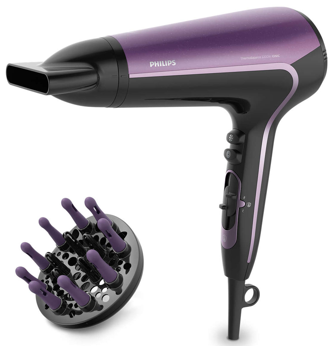Philips BHD184/00 DryCare Advanced фен