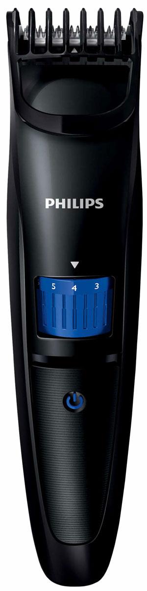 Philips QT4000/15 триммерQT4000/15Создавайте стильные образы с помощью триммера для бороды Philips QT4000/15. Точное подравнивание от 1 мм до 10 мм.Поверните колесико для выбора и фиксации нужной установки длины: от трехдневной щетины 1 мм до бороды 10 мм (шаг 1 мм).Идеальное подравнивание и защита кожи день за днем. Стальные лезвия триммера всегда остаются такими же острыми, как и в первый день использования: они затачиваются самостоятельно, слегка касаясь друг друга во время работы прибора.Лезвия всегда остаются очень острыми и гарантируют быструю и аккуратную стрижку, а закругленные края и гребни предотвращают раздражение кожи.Работа только от аккумулятора. До 45 минут автономной работы после 10 часов зарядки.Удобно держать и использовать — конструкция прибора позволяет обрабатывать даже труднодоступные участки.Для удобства при очистке снимите головку и промойте под струей воды. Прежде чем снова прикрепить к прибору, полностью просушите ее.