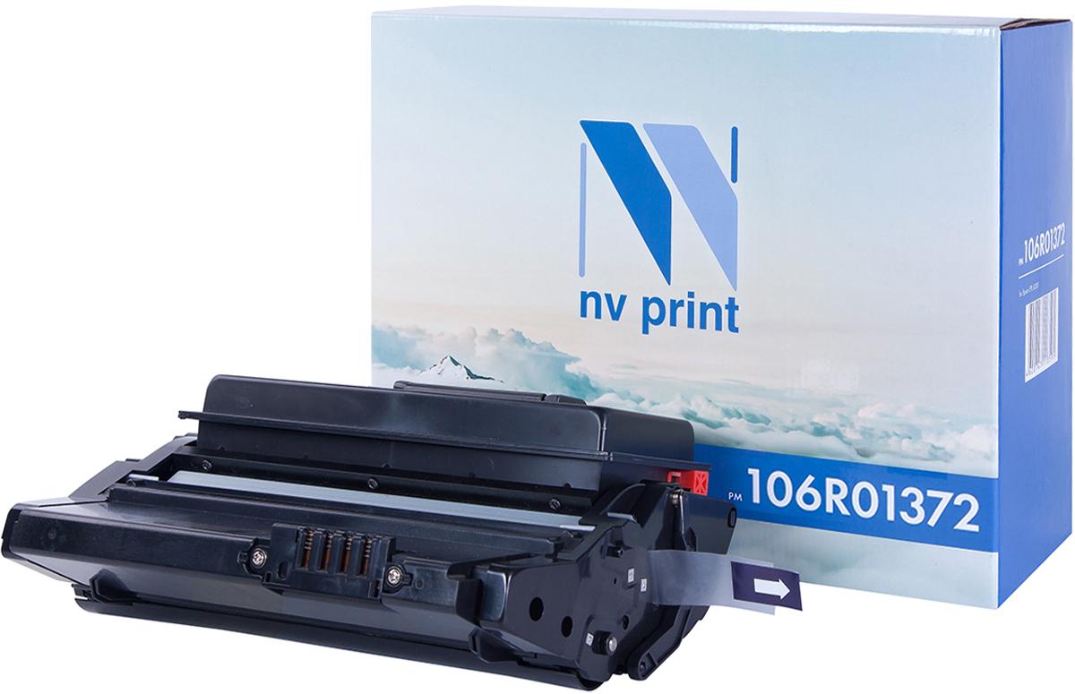 NV Print 106R01372, Black тонер-картридж для Xerox Phaser 3600NV-106R01372Совместимый лазерный картридж NV Print 106R01372 для печатающих устройств Xerox Phaser - это альтернатива приобретению оригинальных расходных материалов. При этом качество печати остается высоким. Картридж обеспечивает повышенную чёткость чёрного текста и плавность переходов оттенков серого цвета и полутонов, позволяет отображать мельчайшие детали изображения.Лазерные принтеры, копировальные аппараты и МФУ являются более выгодными в печати, чем струйные устройства, так как лазерных картриджей хватает на значительно большее количество отпечатков, чем обычных. Для печати в данном случае используются не чернила, а тонер.