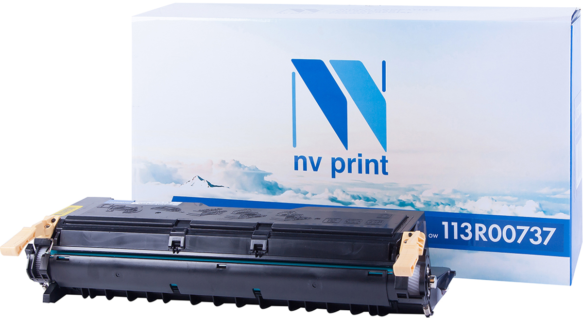 NV Print 113R00737, Black тонер-картридж для Xerox Phaser 5335 113r00737 used for xerox phaser 5335 cartridge chip