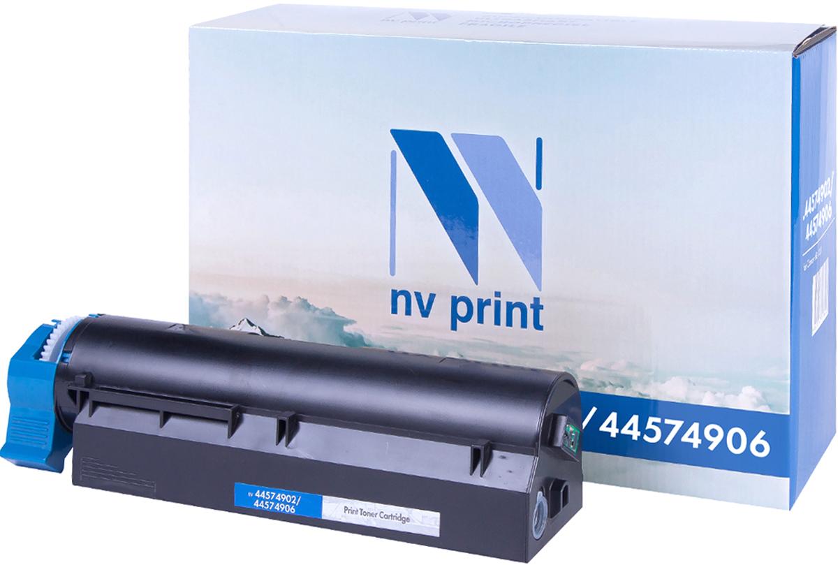 NV Print 44574902/44574906, Black тонер-картридж для Oki B431D/B411DNV-44574906/44574902Совместимый лазерный картридж NV Print 44574902/44574906 для печатающих устройств Oki - это альтернатива приобретению оригинальных расходных материалов. При этом качество печати остается высоким. Картридж обеспечивает повышенную чёткость чёрного текста и плавность переходов оттенков серого цвета и полутонов, позволяет отображать мельчайшие детали изображения.Лазерные принтеры, копировальные аппараты и МФУ являются более выгодными в печати, чем струйные устройства, так как лазерных картриджей хватает на значительно большее количество отпечатков, чем обычных. Для печати в данном случае используются не чернила, а тонер.