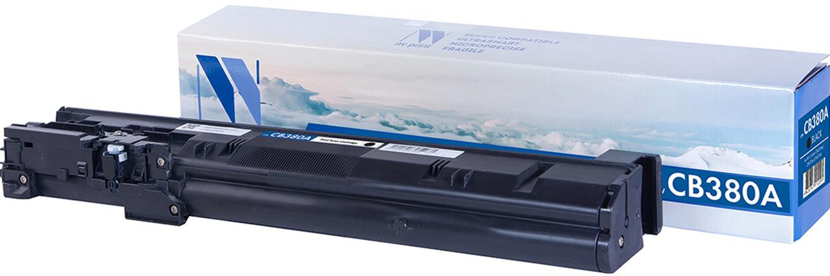 NV Print CB380A, Black тонер-картридж для HP LaserJet Color CP6015dn/CP6015n/CP6015x/CP6015xhCB380AСовместимый лазерный картридж NV Print CB380A для печатающих устройств HP - это альтернатива приобретению оригинальных расходных материалов. При этом качество печати остается высоким.Лазерные принтеры, копировальные аппараты и МФУ являются более выгодными в печати, чем струйные устройства, так как лазерных картриджей хватает на значительно большее количество отпечатков, чем обычных. Для печати в данном случае используются не чернила, а тонер.