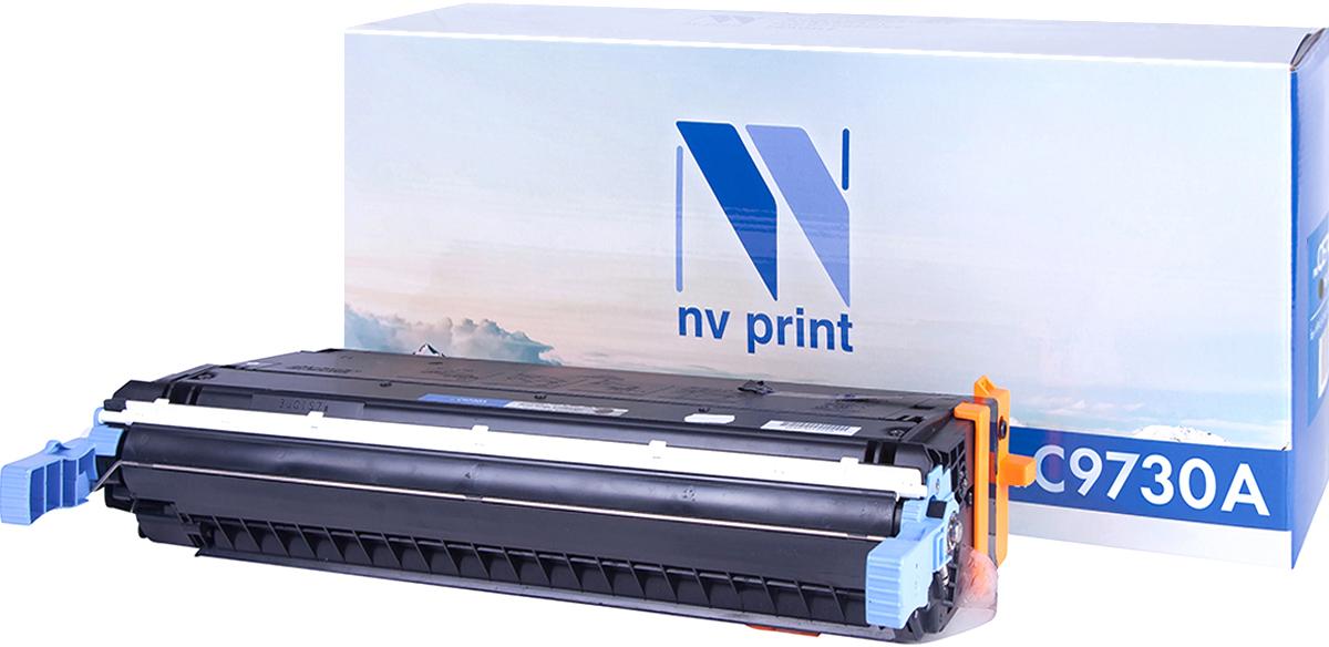 NV Print C9730ABk, Black тонер-картридж для HP Color LaserJet 5500/5550NV-C9730ABkСовместимый лазерный картридж NV Print C9730ABk для печатающих устройств HP - это альтернатива приобретению оригинальных расходных материалов. При этом качество печати остается высоким. Картридж обеспечивает повышенную чёткость чёрного текста и плавность переходов оттенков серого цвета и полутонов, позволяет отображать мельчайшие детали изображения.Лазерные принтеры, копировальные аппараты и МФУ являются более выгодными в печати, чем струйные устройства, так как лазерных картриджей хватает на значительно большее количество отпечатков, чем обычных. Для печати в данном случае используются не чернила, а тонер.