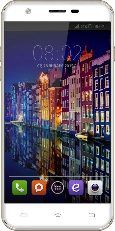 BQ 5505 Amsterdam, Silver46608948BQ 5505 Amsterdam - яркие впечатления одним жестом! Смартфон станет для вас не только средством связи, но личным помощником, как в работе, так и на отдыхе. 13 Мпикс камера не пропустит все мгновения жизни.Curved Glass - защитное, изогнутое и закаленное стекло дисплея, предотвращает преломление лучей света для максимальной четкости и ясности изображения.Smart Wake Up - Умные жесты, версии 5.1, поможет повысить производительность простыми жестами. Весомым плюсом будет возможность - закрепить любой жест за любым приложением.Четырехъядерная архитектура процессора МТ6580 гарантирует использование нескольких приложений одновременно: видео, 3D игр, фото, музыки и почты в любом месте и в любое время.Большой дисплей 5.5 на базе IPS-матрицы с HD разрешением 1280x720 точек , отменной контрастностью и насыщенными цветами, позволит по-новому взглянуть на графические приложения.Смартфон сертифицирован EAC и имеет русифицированный интерфейс меню и Руководство пользователя.