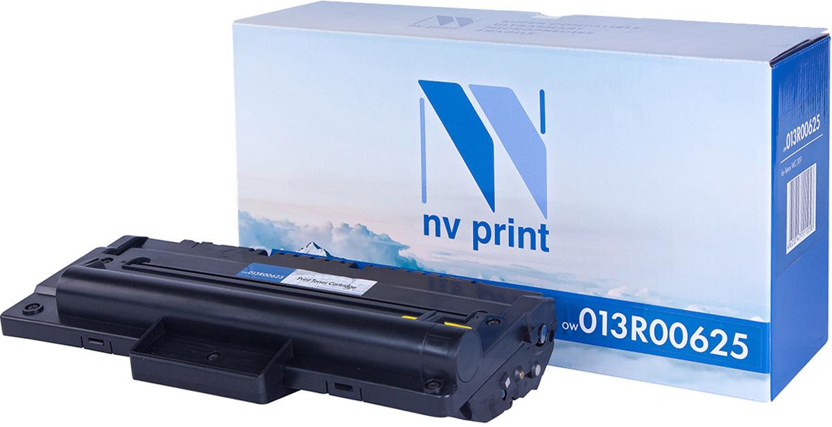 NV Print NV-013R00625, Black тонер-картридж для Xerox WorkCentre 3119NV-013R00625Совместимый лазерный картридж NV Print NV-013R00625 для печатающих устройств Xerox - это альтернатива приобретению оригинальных расходных материалов. При этом качество печати остается высоким. Картридж обеспечивает повышенную чёткость чёрного текста и плавность переходов оттенков серого цвета и полутонов, позволяет отображать мельчайшие детали изображения.Лазерные принтеры, копировальные аппараты и МФУ являются более выгодными в печати, чем струйные устройства, так как лазерных картриджей хватает на значительно большее количество отпечатков, чем обычных. Для печати в данном случае используются не чернила, а тонер.
