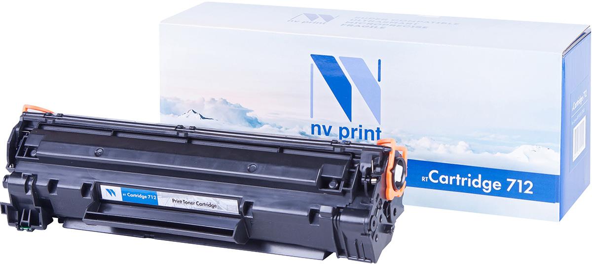 NV Print NV-712, Black тонер-картридж для Canon i-Sensys LBP 3010/3100NV-712Совместимый лазерный картридж NV Print NV-712 для печатающих устройств Canon - это альтернатива приобретению оригинальных расходных материалов. При этом качество печати остается высоким. Картридж обеспечивает повышенную чёткость чёрного текста и плавность переходов оттенков серого цвета и полутонов, позволяет отображать мельчайшие детали изображения.Лазерные принтеры, копировальные аппараты и МФУ являются более выгодными в печати, чем струйные устройства, так как лазерных картриджей хватает на значительно большее количество отпечатков, чем обычных. Для печати в данном случае используются не чернила, а тонер.