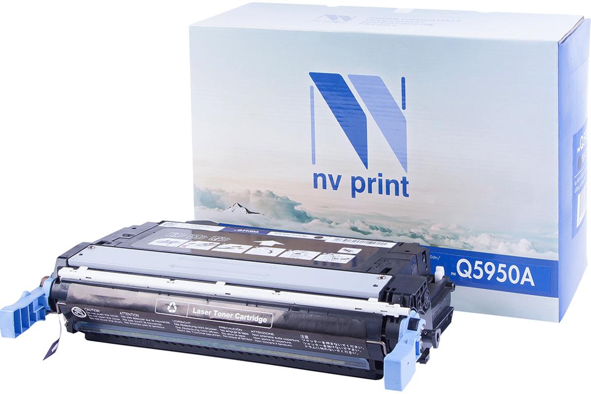 NV Print Q5950A, Black тонер-картридж для HP Color LaserJet 4700/4700N/4700DN/4700DTNQ5950ABkСовместимый лазерный картридж NV Print Q5950A для печатающих устройств HP - это альтернатива приобретению оригинальных расходных материалов. При этом качество печати остается высоким.Лазерные принтеры, копировальные аппараты и МФУ являются более выгодными в печати, чем струйные устройства, так как лазерных картриджей хватает на значительно большее количество отпечатков, чем обычных. Для печати в данном случае используются не чернила, а тонер.