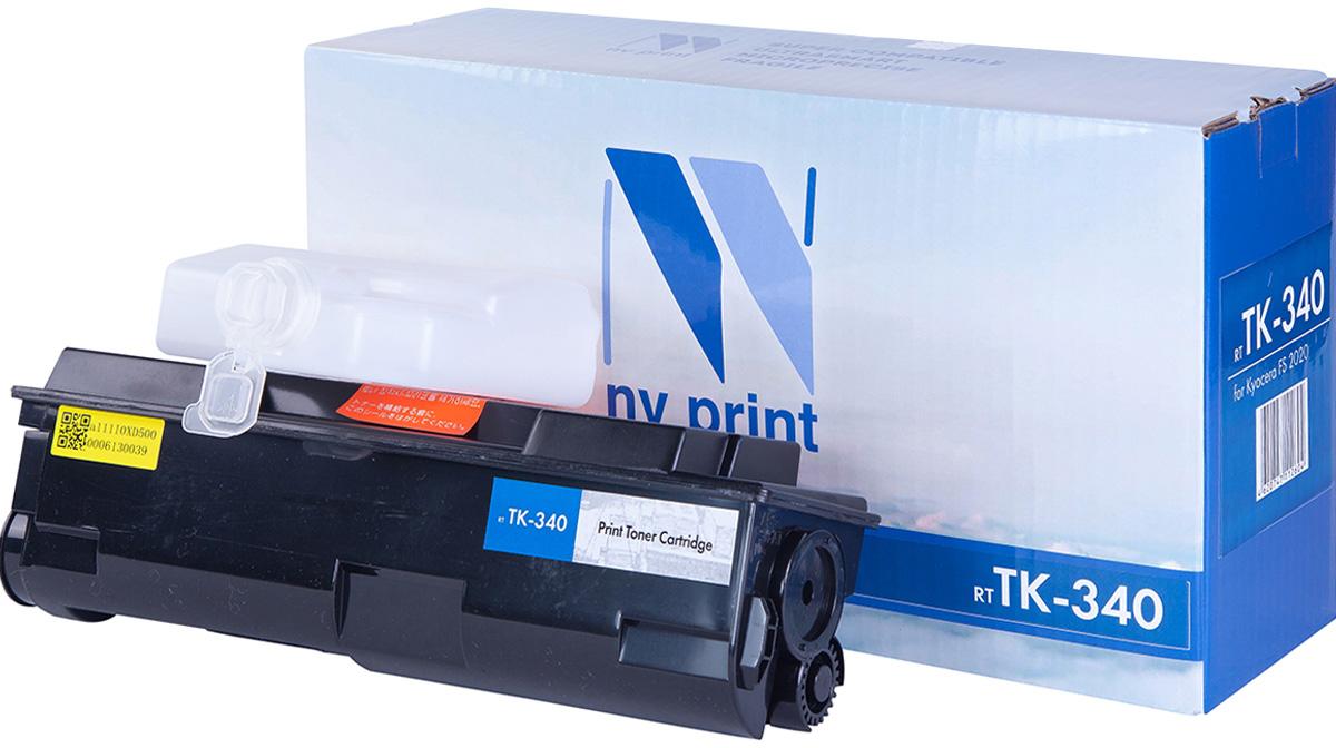NV Print TK340, Black тонер-картридж для Kyocera FS-2020D(N)NV-TK340Совместимый лазерный картридж NV Print TK340 для печатающих устройств Kyocera - это альтернатива приобретению оригинальных расходных материалов. При этом качество печати остается высоким. Картридж обеспечивает повышенную чёткость чёрного текста и плавность переходов оттенков серого цвета и полутонов, позволяет отображать мельчайшие детали изображения.Лазерные принтеры, копировальные аппараты и МФУ являются более выгодными в печати, чем струйные устройства, так как лазерных картриджей хватает на значительно большее количество отпечатков, чем обычных. Для печати в данном случае используются не чернила, а тонер.