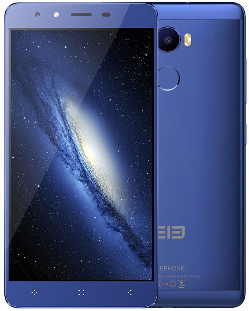 Elephone C1, BlueC1_2GB_16GB_BlueВыпуская смартфон Elephone C1, компания-производитель в первую очередь стремилась угодить запросам своих клиентов. Девайс вобрал в себя всё то, что наиболее ценится на современном рынке: высокое качество и производительность, отличный дизайн и цену, которая не ударит по карману покупателя.Для покрытия задней панели смартфона С1 были использованы передовые литейные технологии, а также ряд процессов обработки. Таким образом смартфон С1 имеет очень простой, но визуально сложный стиль, а также более мягкий и благородный дизайн. Все это не только обеспечивает привлекательный вид смартфона, но и позволяет более комфортно держать его в руке. Смартфон С1 имеет довольно гладкий корпус и, кроме того, он прекрасно подчеркивает вашу индивидуальность, выглядит элегантно и благородно.Оснащенный супер большим 5.5-дюймовым HD экраном, смартфон сможет доставить вам еще больше визуальных впечатлений. Пусть ваши ощущения во время просмотра фильмов или игр станут еще ярче.Сканер отпечатков пальцев находится на задней панели смартфона С1, что является более удобным для использования смартфона одной рукой. Выход из режима сна и разблокировка экрана могут быть сделаны одним движением. Вам больше не нужно вводить сложные пароли – ваша личность будет безошибочно установлена с помощью прикладывания пальца к сканеру под любым углом.Смартфон С1 поддерживает Nano SIM + Micro SIM или Micro SIM + TF карты, также он поддерживает различные сетевые стандарты. Благодаря технологии Dual 4G вы сможете наслаждаться высокоскоростным интернетом с быстрым и более стабильным соединением.Оснащенный основной камерой на 13 Мп и моментальным захватом изображения с помощью автофокуса, смартфон С1 не упустит ни одного прекрасного момента вашей жизни, создавая самые живые фотографии.Встроенная четырехъядерная архитектура процессора, которая может развивать тактовую частоту до 1.3 ГГц, и вычислительная технология CorePilot кампании Media Tech делают взаимодействие центрального и гра