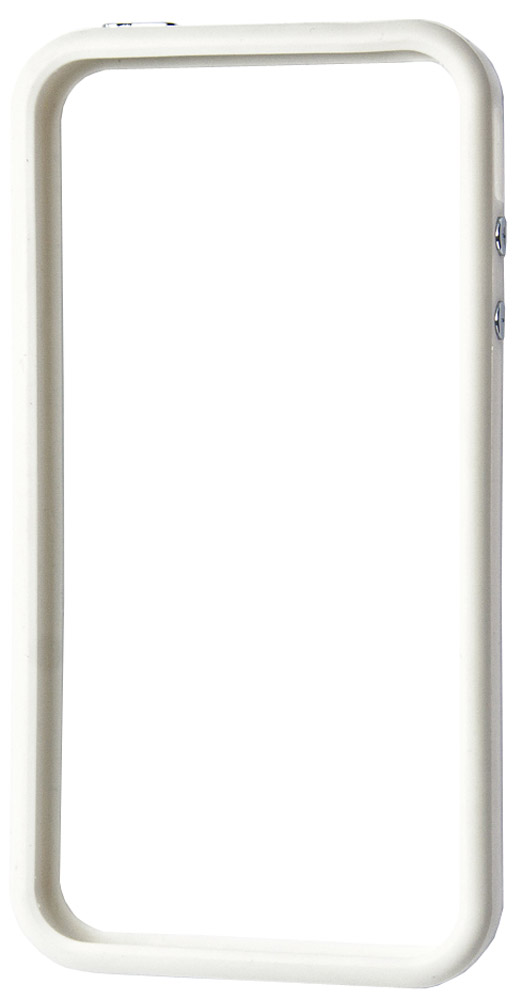 Liberty Project Bumpers чехол для Apple iPhone 4/4S, White