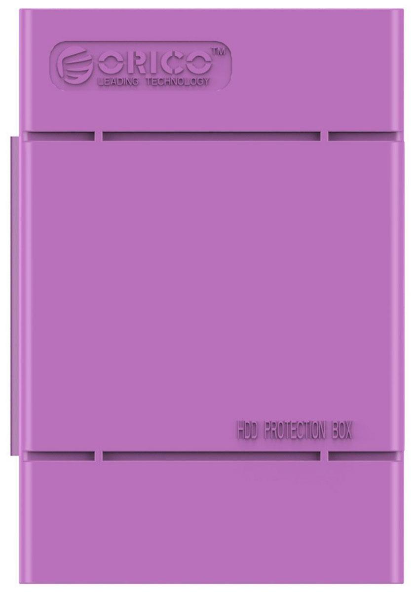 Orico PHP-35, Purple чехол для жесткого диска хмель topic php p