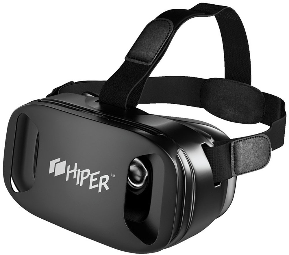HIPER VRP очки виртуальной реальностиVRPПогрузиться в яркий искусственный мир теперь стало максимально просто с очками виртуальной реальности Hiper VRP.Стильный девайсс асферическими акриловыми линзами диаметром 42 мм обеспечивает четкую и насыщенную картинку с плавным движением при поворотах головы. Линзы поддерживают регулировку межфокусного расстояния. Угол обзора устройства равен 90 градусам. Очки виртуальной реальности совместимы со смартфонами на iOS и Android с дисплеем 4,3-6 дюймов. Оптимальным для очков является смартфон с размером экрана 5,5 дюймов по диагонали и с разрешением 1080 пикселей.Тип линз: асферические акриловые линзы.Угол обзора: 90 градусовБезопасная защелка для удержания телефонаРегулируемый ремешокРегулировка фокусного расстоянияРегулировка межфокусного расстояния