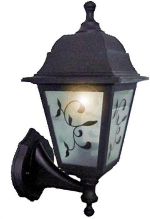Светильник садовый настенный Duwi Lousanne, высота 347 мм. 24144 724144 7Светильник садовый Duwi Lousanne входит в одну из самых экономичных серий садово-парковых светильников. Корпус светильника изготовлен из ударопрочного пластика. Плафон выполнен из матового стекла с узорами. Отличительная особенность - возможность крепления двумя способами: бра вверх и бра вниз. Изделие обладает высокой степенью пыле- и влагозащищенности IP44. Задняя крышка снабжена уплотнителем, который надежно защищает электропроводку от внешних воздействий. Изделие имеет монтажный разъем для легкого и быстрого подключения. Возможность использования с любыми лампами, имеющими цоколь E27 (накаливания, энергосберегающими, светодиодными). Светильник работает от сети 220 В. Светильники Duwi Lousanne - идеальное решение для декоративного освещения летних домиков, беседок или садовых дорожек. Садово-парковые светильники под брендом DUWI изготавливаются в соответствии со строгими европейскими стандартами качества.