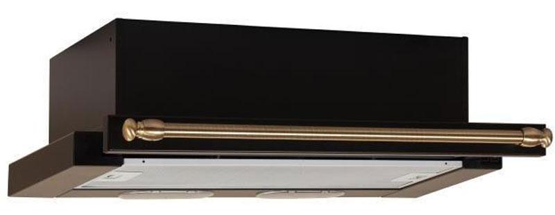 Elikor Интегра 60П-400-В2Л, Antracite Bronze встраиваемая вытяжка841038_антрацит, рейлинг бронзаElikor Интегра 60П-400-В2Л - экономичное решение, которое подойдет для любой кухни.Выдвижная панель вытяжки позволяет значительно увеличить зону всасывания над рабочей поверхностью, тем самым, повышая эффективность удаления загрязнённого воздуха.Интегра без труда монтируется в подвесной кухонный шкаф над плитой, что позволяет сохранить больше свободного пространства на кухне, что так важно для любой хозяйки.Отличительной особенностью прибора является применение новой турбины, созданной в лаборатории итальянской группы BEST. Эта разработка позволила значительно снизить шум и уровень потребления электроэнергии, по сравнению с двухмоторными версиями подобных устройств.