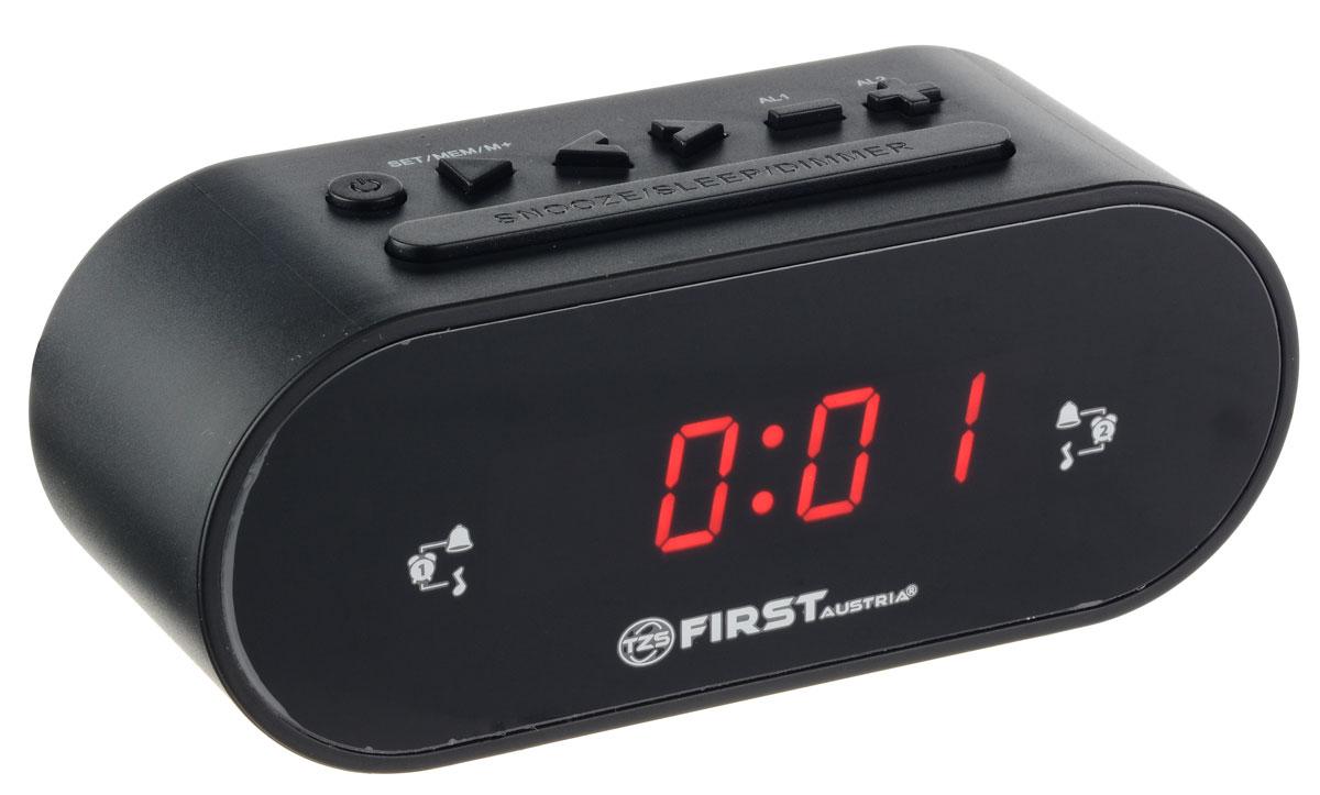 First FA-2406-5-BA радиочасы - Радиобудильники и проекционные часы
