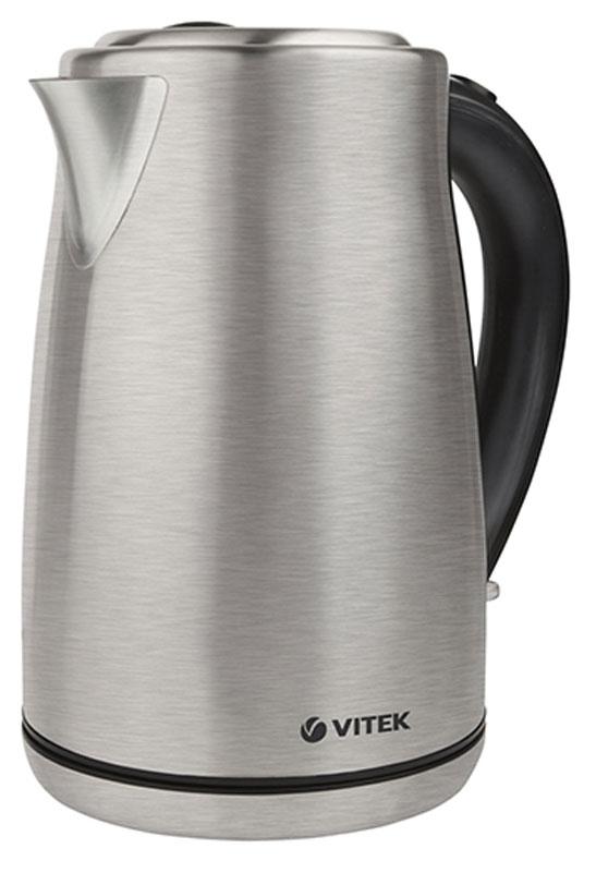 Vitek VT-7020(ST) чайник электрическийVT-7020(ST)Чайник Vitek VT-7020(ST) Мощ.max.2200Вт Макс.объем1,7л Корпус из нерж-й стали.