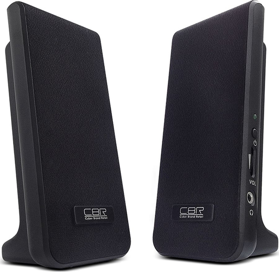 CBR CMS 295, Black акустическая системаCMS 295Выходная мощность RMS - 2 Вт(2 х 1)Диаметр динамиков - 5,7 смЧастотный диапазон - 90-20000 ГцОтношение сигнал/шу - 60 дБМатериал корпуса - ABS-пластикИсточник питания - USB-портИнтерфейс соединения - проводное 3,5 ммРегулятор громкости - ЕстьРазъем для наушников - Есть