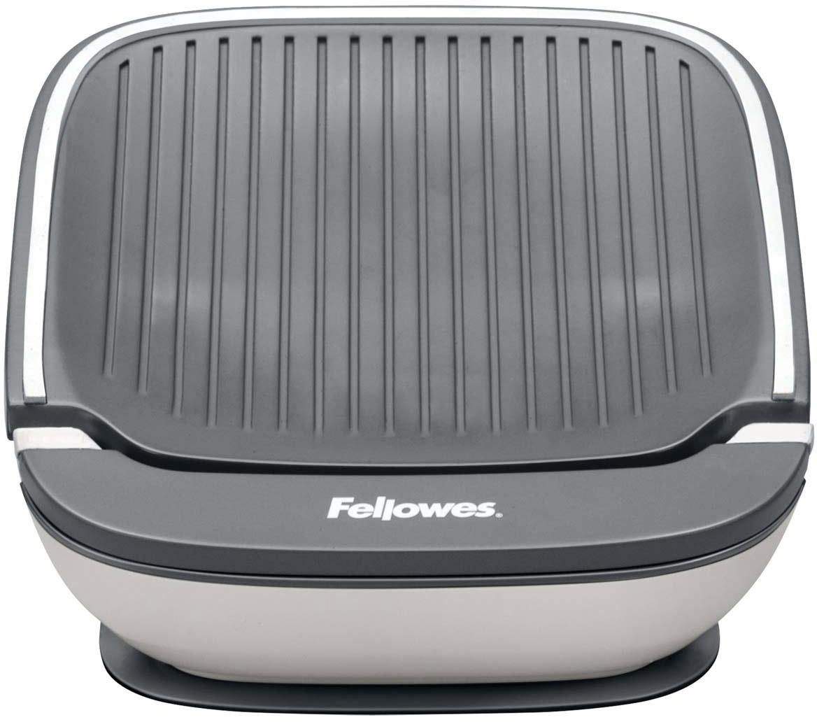 Fellowes Tablet SuctionStand I-Spire Series, White Grey подставка для планшетаFS-93848Подставка для планшетного ПК толщиной до 1 см Fellowes серии I-Spire Tablet SuctionStand. Устойчивое основание надежно крепится к поверхности стола. Задняя панель держателя усиливает исходящий из динамиков устройства звук. Подставка приподнимает экран планшетного ПК на удобный угол обзора.