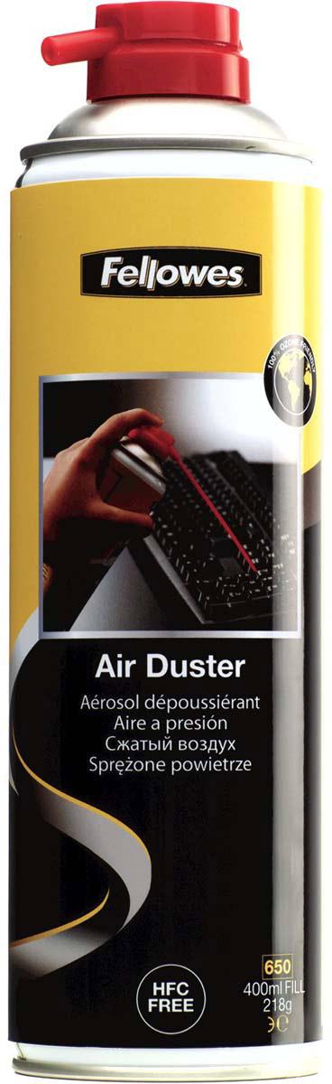 Fellowes FS-99778 баллон с сжатым воздухом, 400 млFS-99778Баллон со сжатым воздухом Fellowes FS-99778. Предназначен для очистки от пыли и загрязнений клавиатур, внутренних частей принтеров, офисной техники, а также удаления пыли с линз оптических приборов. Идеален для очистки труднодоступных мест оргтехники. Объем вещества 400 мл. Не содержит водородсодержащих фтор углеродов (ВФУ), разрушающих озоновый слой.