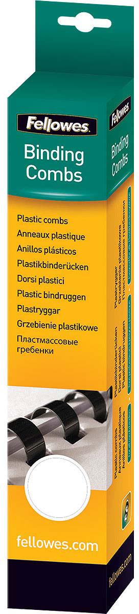 Fellowes FS-53470, White пружина для переплета, 16 мм (100 шт)FS-53470Пружина пластиковая. Обладает высокой упругостью на разжим, надежно удерживает листы в переплете. Возможно многократное использование. Предназначена для переплета всех видов документов.