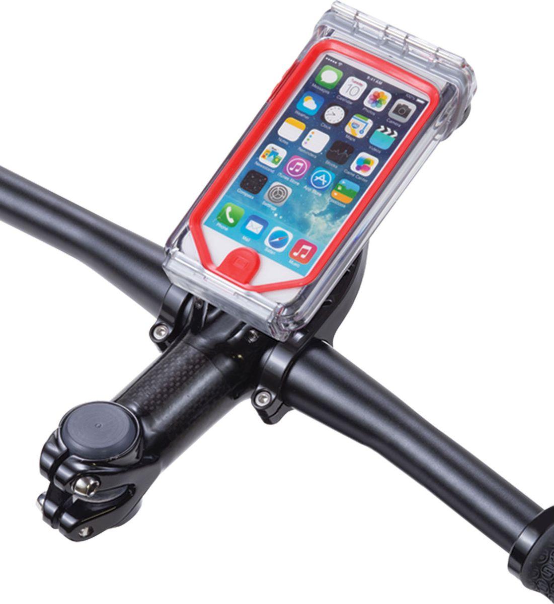 Optrix FS-94700, Black крепление для смартфона на рульFS-94700Разработано в сотрудничестве с известным производителем велоаксессуаров Tate Labs. Данное инновационное крепление позволяет расположить iPhone как в портретной так и альбомной ориентации, чтобы экран устройства всегда был в поле зрения.Подходит к рукоятке диаметром 31,8 мм. Вес крепления (без устройства) 55 г.Подходит для всех защитных чехлов Optrix для iPhone 5/5s и iPhone 6. • Велосипедное крепление профессионального уровня• Крепление устройства в портретной и альбомной ориентации• Подходит для рукояток диаметром 31.8 мм• Подходит ко всем чехлам Optrix by Body Glove