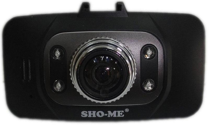 Sho-Me HD-8000SX, Black видеорегистраторHD-8000SXАвтомобильный видеорегистратор Sho-Me HD-8000SX осуществляет съемку видео в разрешении Full HD (1920х1080 пикселей). Это позволяет устройству снимать видео хорошего качества.Встроенный аккумулятор 300 мАч позволяет вести фото- и видео- съемку вне салона машины.Регистратор имеет возможность создавать видео при недостаточном освещении. Это возможно за счет встроенной подсветки.Sho-Me HD-8000SX автоматически активирует запись при обнаружении его камерой перемещений каких-либо объектов. Это очень удобно, ведь вы всегда сможете обладать информацией о том, что происходило впереди автомобиля во время стоянки.Интегрированный G-сенсор защитит запись от автоматического удаления после столкновения, резкого торможения, ускорения и т.д.Процессор Novatek 96220, матрица JHX-22Алгоритм сжатия видео AVI / H.264Встроенная литий-ионовая батарея 300 мАчЦиклическая записьРабочая температура: от -20°С до +60°С
