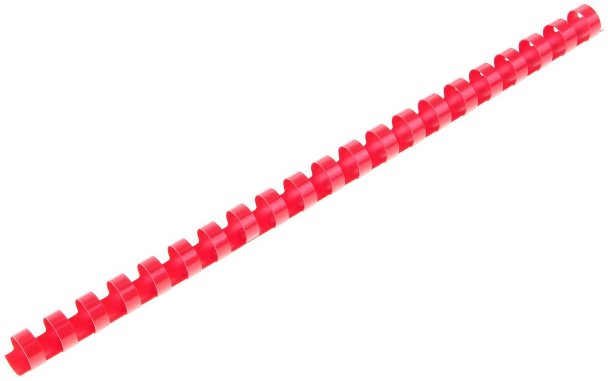 Fellowes FS-53456, Red пружина для переплета, 8 мм (100 шт)FS-53456Пружина пластиковая. Обладает высокой упругостью на разжим, надежно удерживает листы в переплете. Возможно многократное использование. Предназначена для переплета всех видов документов.