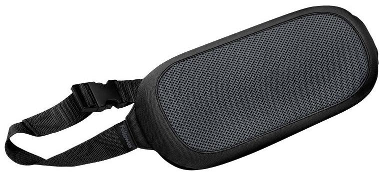 Fellowes I-Spire Series, Black подушка для поясницы