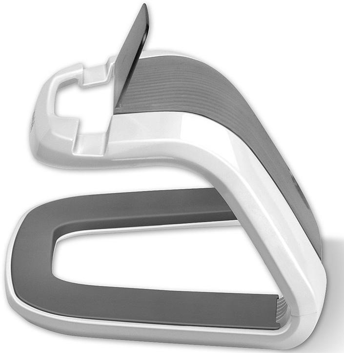 Fellowes I-Spire Series, White Grey подставка для планшета толщиной до 13 мм - Док-станции и подставки