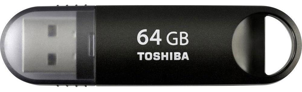 Toshiba Suzaku 64GB, Black флеш-накопительTHN-U361K0640M4Переносите видео и другие файлы большого объема с помощью флеш-накопителей Toshiba Suzaku, совместимых со сверхскоростным стандартом USB 3.0. Новая серия позволяет передавать данные в два раза быстрее, чем USB 2.0!Серия поддерживает программное обеспечение, позволяющее установить пароль на отдельный блок памяти для защиты данных и файлов, которые в нем хранятся.Накопители можно также устанавливать в устройства с портами USB 2.0.