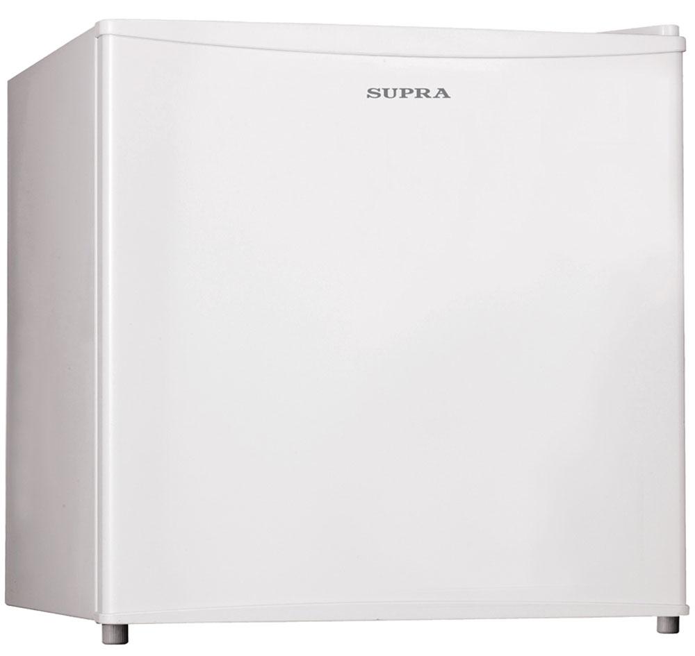 Supra RF-055 холодильникRF-055Однокамерный мини-холодильник с морозильником Supra RF-055 имеет объем 53 литра. Это практичное решение для маленькой кухни или офиса, а также незаменимый помощник на даче. Данная модель оснащен функцией регулировки температуры, а потребляемая мощность составляет 70 Вт.