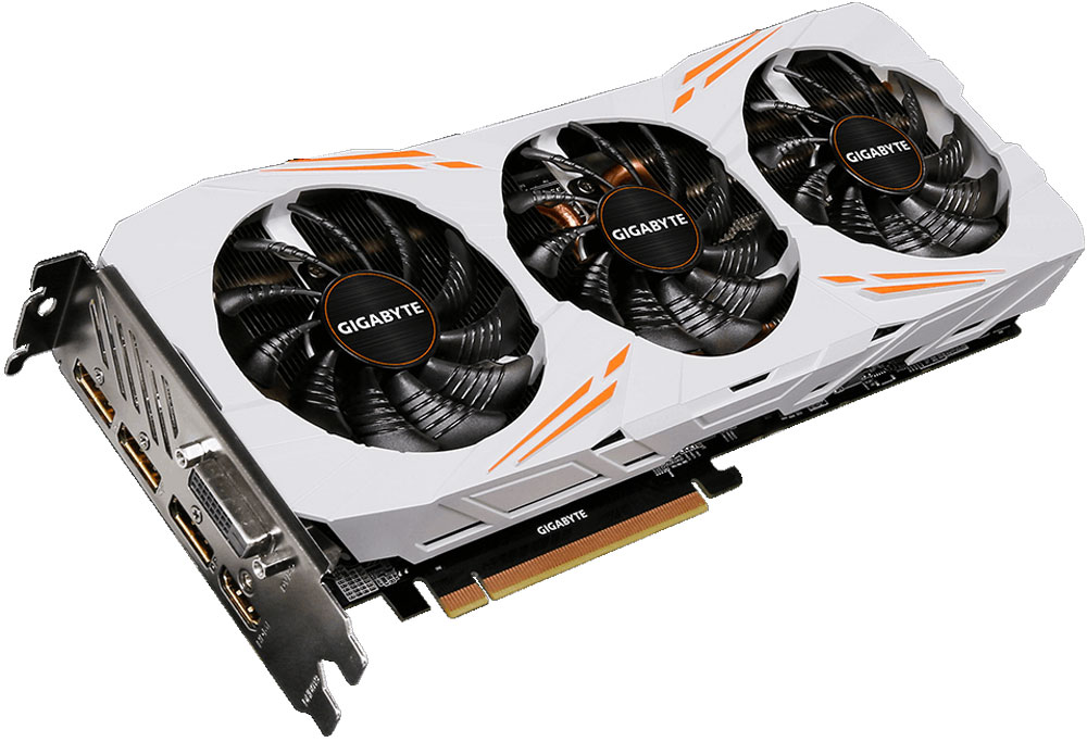 Gigabyte GeForce GTX 1080 Ti Gaming OC 11GB видеокарта