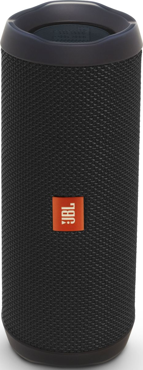 JBL Flip 4, Black портативная акустическая системаJBLFLIP4BLK