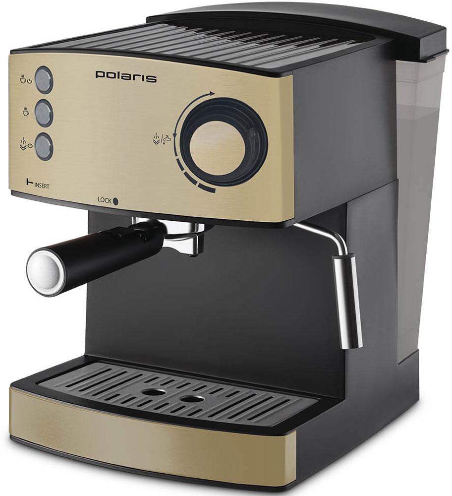 Polaris PCM 1527E Adore Crema кофеварка