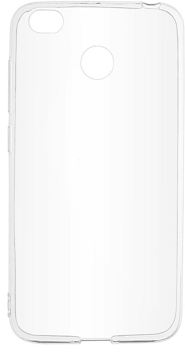 Skinbox Slim Silicone чехол для Xiaomi Redmi 4X, Transparent2000000134956Чехол надежно защищает ваш смартфон от внешних воздействий, грязи, пыли, брызг. Он также поможет при ударах и падениях, не позволив образоваться на корпусе царапинам и потертостям. Чехол обеспечивает свободный доступ ко всем функциональным кнопкам смартфона и камере.