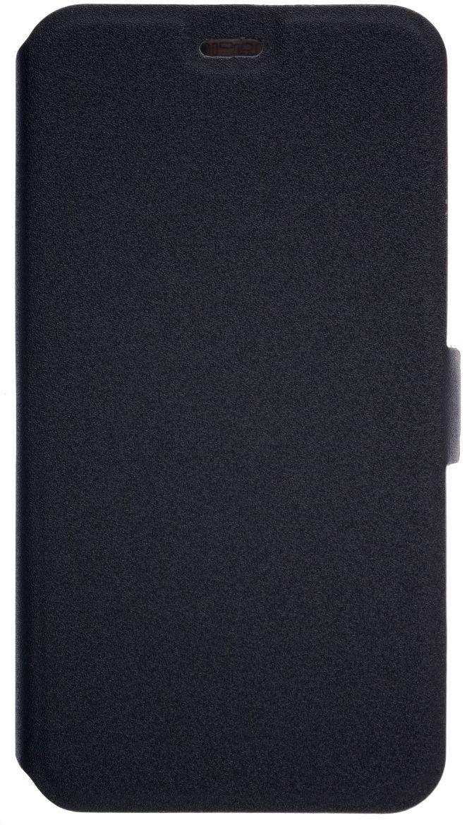 Prime Book чехол для Xiaomi Redmi 4X, Black2000000135021Чехол надежно защищает ваш смартфон от внешних воздействий, грязи, пыли, брызг. Он также поможет при ударах и падениях, не позволив образоваться на корпусе царапинам и потертостям. Чехол обеспечивает свободный доступ ко всем функциональным кнопкам смартфона и камере.