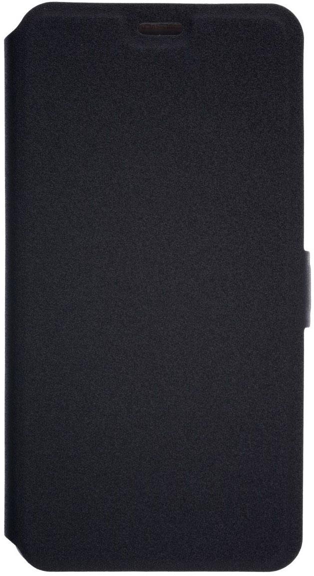 Prime Book чехол для Meizu M5S, Black2000000135076Чехол надежно защищает ваш смартфон от внешних воздействий, грязи, пыли, брызг. Он также поможет при ударах и падениях, не позволив образоваться на корпусе царапинам и потертостям. Чехол обеспечивает свободный доступ ко всем функциональным кнопкам смартфона и камере.
