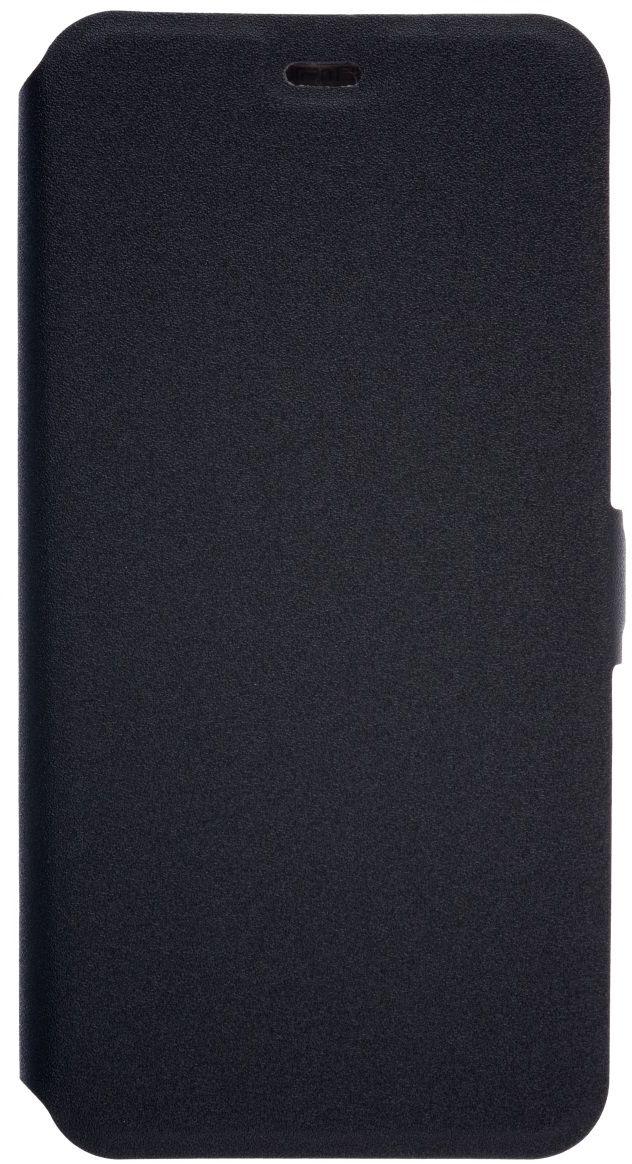 Prime Book чехол для Xiaomi Mi 5C, Black2000000135045Чехол надежно защищает ваш смартфон от внешних воздействий, грязи, пыли, брызг. Он также поможет при ударах и падениях, не позволив образоваться на корпусе царапинам и потертостям. Чехол обеспечивает свободный доступ ко всем функциональным кнопкам смартфона и камере.