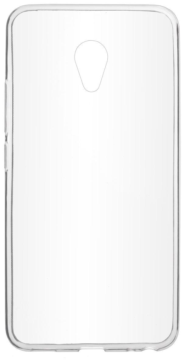 Skinbox Slim Silicone 4People чехол для Meizu M5 Note, Transparent2000000124971Чехол надежно защищает ваш смартфон от внешних воздействий, грязи, пыли, брызг. Он также поможет при ударах и падениях, не позволив образоваться на корпусе царапинам и потертостям. Чехол обеспечивает свободный доступ ко всем функциональным кнопкам смартфона и камере.