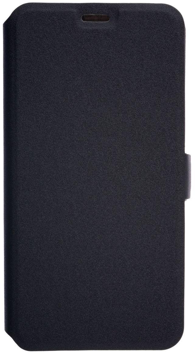 Prime Book чехол для Meizu M5 Note, Black2000000132303Чехол надежно защищает ваш смартфон от внешних воздействий, грязи, пыли, брызг. Он также поможет при ударах и падениях, не позволив образоваться на корпусе царапинам и потертостям. Чехол обеспечивает свободный доступ ко всем функциональным кнопкам смартфона и камере.