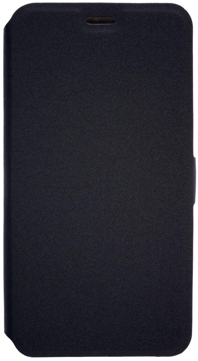 Prime Book чехол для ASUS Zenfone 3 Max (ZC553KL), Black2000000132266Чехол надежно защищает ваш смартфон от внешних воздействий, грязи, пыли, брызг. Он также поможет при ударах и падениях, не позволив образоваться на корпусе царапинам и потертостям. Чехол обеспечивает свободный доступ ко всем функциональным кнопкам смартфона и камере.