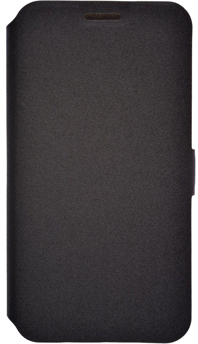 Prime Book чехол для Samsung Galaxy J2 Prime, Black2000000122779Чехол надежно защищает ваш смартфон от внешних воздействий, грязи, пыли, брызг. Он также поможет при ударах и падениях, не позволив образоваться на корпусе царапинам и потертостям. Чехол обеспечивает свободный доступ ко всем функциональным кнопкам смартфона и камере.