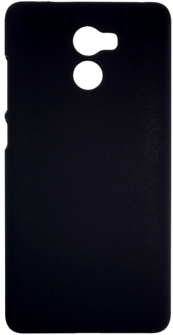 Skinbox Shield 4People чехол для Xiaomi Redmi 4 16GB, Black2000000123653Чехол надежно защищает ваш смартфон от внешних воздействий, грязи, пыли, брызг. Он также поможет при ударах и падениях, не позволив образоваться на корпусе царапинам и потертостям. Чехол обеспечивает свободный доступ ко всем функциональным кнопкам смартфона и камере.