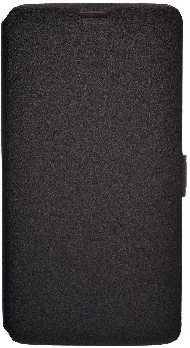 Prime Book чехол для Meizu M3 Max, Black2000000106281Чехол надежно защищает ваш смартфон от внешних воздействий, грязи, пыли, брызг. Он также поможет при ударах и падениях, не позволив образоваться на корпусе царапинам и потертостям. Чехол обеспечивает свободный доступ ко всем функциональным кнопкам смартфона и камере.
