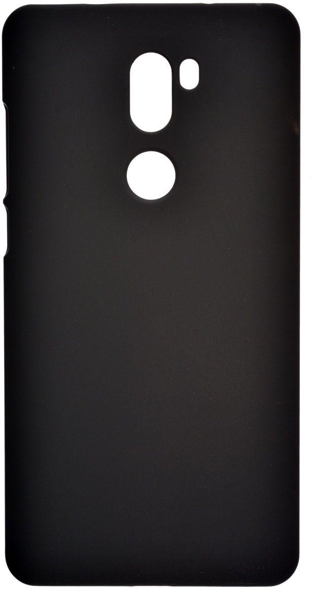 Skinbox Shield 4People чехол для Xiaomi Mi5S Plus, Black2000000109053Чехол надежно защищает ваш смартфон от внешних воздействий, грязи, пыли, брызг. Он также поможет при ударах и падениях, не позволив образоваться на корпусе царапинам и потертостям. Чехол обеспечивает свободный доступ ко всем функциональным кнопкам смартфона и камере.