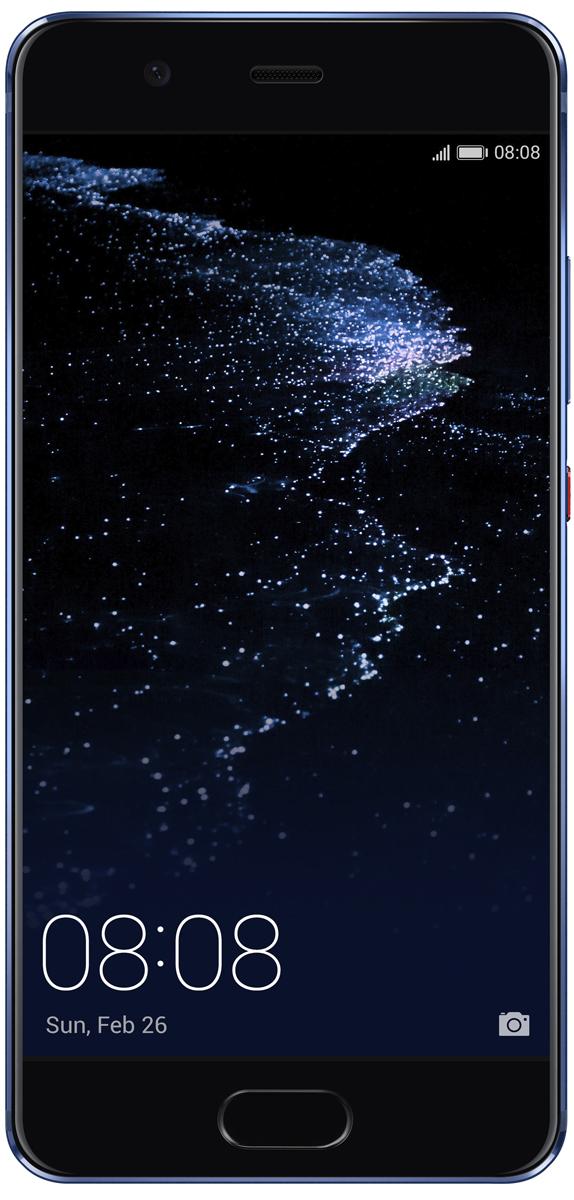 Huawei P10 Premium, Blue51091QAVHuawei P10 устанавливает стандарт стиля и мастерства благодаря первой в своем роде алмазной отделке. Теперь смартфон выглядит ещё красочнее и ярче!Смартфон Huawei P10 имеет стильный дизайн: ультратонкий легкий корпус, две камеры, не выступающие за его пределы, и панель с плавными изгибами.Сканер отпечатков пальцев теперь скрыт под стеклом экрана, благодаря чему навигация стала более быстрой, на экране появилось больше места, и увеличилась скорость ответа на касание. Удобство сочетается с минималистичным и лаконичным дизайном.Модули 20- и 12-мегапиксельных камер в Huawei P10 находятся на одном уровне с задней панелью, благодаря чему корпус компактен и удобен. Немного ребристая кнопка питания предотвращает случайное нажатие и дополняет аккуратный дизайн Huawei P10.Ваша персональная фотостудия будет всегда под рукой. Новая камера Leica второго поколения оснащена 3D-технологией точного распознавания лиц, функцией динамического освещения и инструментами для естественного устранения недостатков. Теперь вы можете создавать великолепные художественные портреты в стиле Leica.Алгоритм обработки фото Huawei P10 помогает создавать художественные портреты в стиле Leica для естественного устранения недостатков с помощью инструментов, как в профессиональной фотостудии. Глазам уделяется особое внимание благодаря оптической технологии, которая помогает подчеркнуть их природный блеск и цвет.По мере изменения освещения алгоритм адаптации светочувствительности в Huawei P10 автоматически корректирует параметры фотосъемки, оптимизируя различные параметры, такие как баланс белого, выдержку и другое. Динамическое освещение придает художественный блеск портретным снимкам.3D-технология распознавания лиц в Huawei P10 идентифицирует особенности внешности с большей точностью - портреты получаются еще лучше.Делайте качественные монохромные фотографии с эффектом боке. Благодаря монохромному сенсору черно-белые фотографии получаются четкими, детализированными и нико