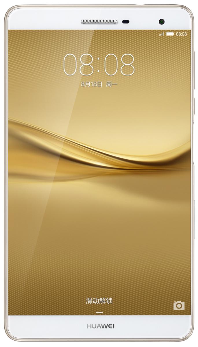 Huawei MediaPad T2 Pro 7.0 LTE (PLE-701L), Gold53016418Планшетный компьютер Huawei MediaPad T2 Pro 7.0 LTE поддерживает nanoSIM-карты, обеспечивая вас мобильным интернетом с помощью 3G- и 4G-сетей.Планшет можно удерживать одной рукой, используя в режиме видеосвязи или телефонных переговоров. Толщина корпуса - всего 8,2 миллиметра, а вес - 250 грамм. Эту модель можно носить в кармане куртки или в дамской сумочке. Причём в оболочке устройства есть специальные функции, облегчающие процесс управления без использования второй руки.7-дюймовый экран модели распознает до 10 касаний и поддерживает разрешение 1920 x 1200 пикселей. Кроме того, он наделён рядом дополнительных функций, в том числе и режимом Защита зрения. В сочетании с высокой плотностью пикселей эта функция обеспечивает комфортные условия для чтения и рабочих документов. Помимо этого режима, у MediaPad T2 7.0 есть опция контроля яркости экрана и функция повышения чёткости изображения на солнечном свете.Huawei MediaPad T2 Pro 7.0 LTE работает под управлением операционной системы Android, изменённой с помощью фирменной оболочки EMUI 3.1. Эта программа облегчает коммуникацию с планшетом и позволяет запускать два приложения на одном экране. Оболочка EMUI 3.1 предлагает воспользоваться встроенной программой для мобильной связии SMS-клиентом, расширяя функциональность планшета до уровня смартфона.Планшет сертифицирован EAC и имеет русифицированный интерфейс, меню и Руководство пользователя.